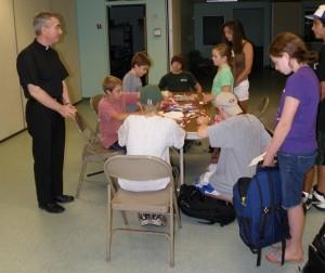 2010 Backpack Program