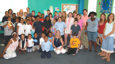 Holy Family | Boys and Girls Clubs of Dorchester | Under the Tree Foundation